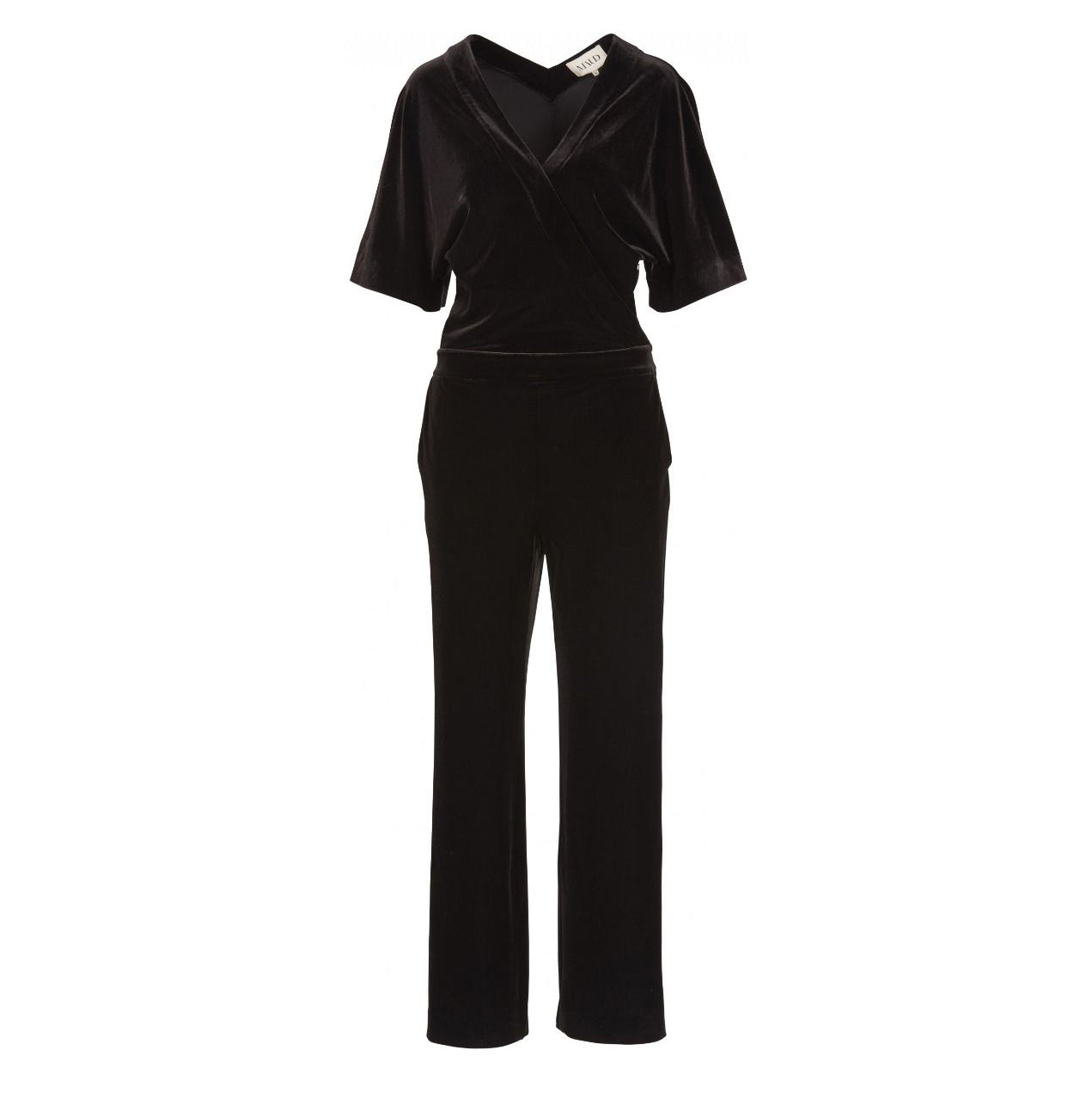 Maud Joanna - Sort jumpsuit