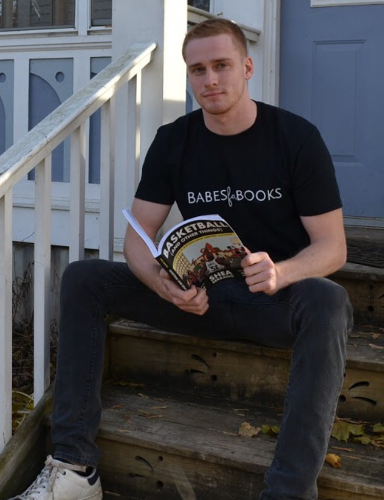 """BABESFORBOOKS"" T-Shirt"