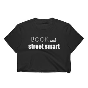 """BOOKSMART"" Crop"