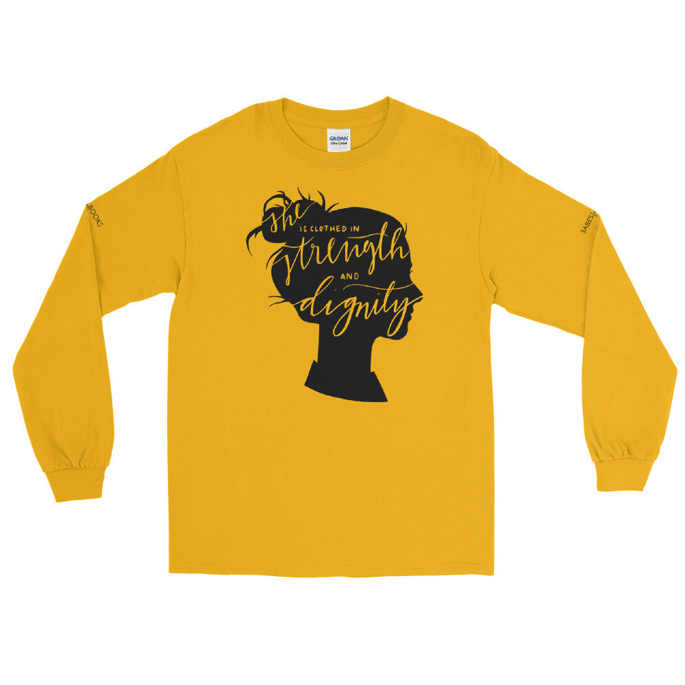 """DIGNITY"" Long Sleeve"