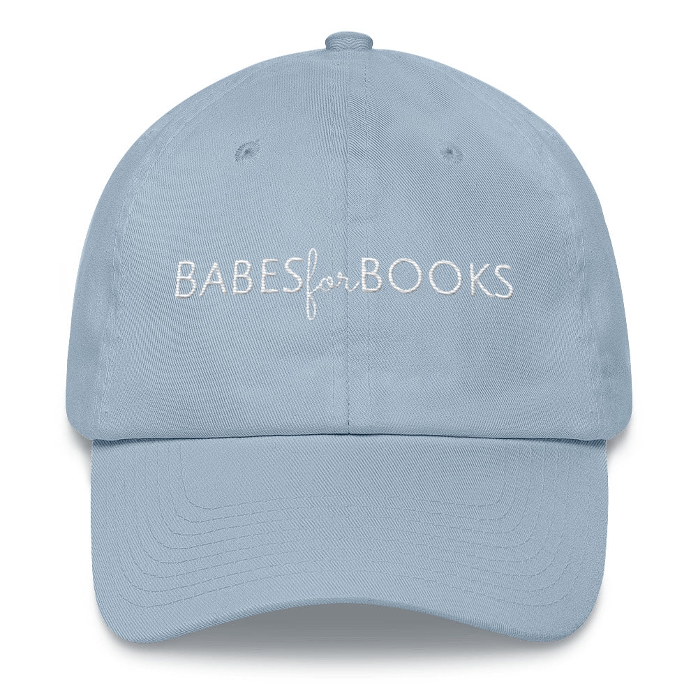 """BABESFORBOOKS"" Dad Hat"