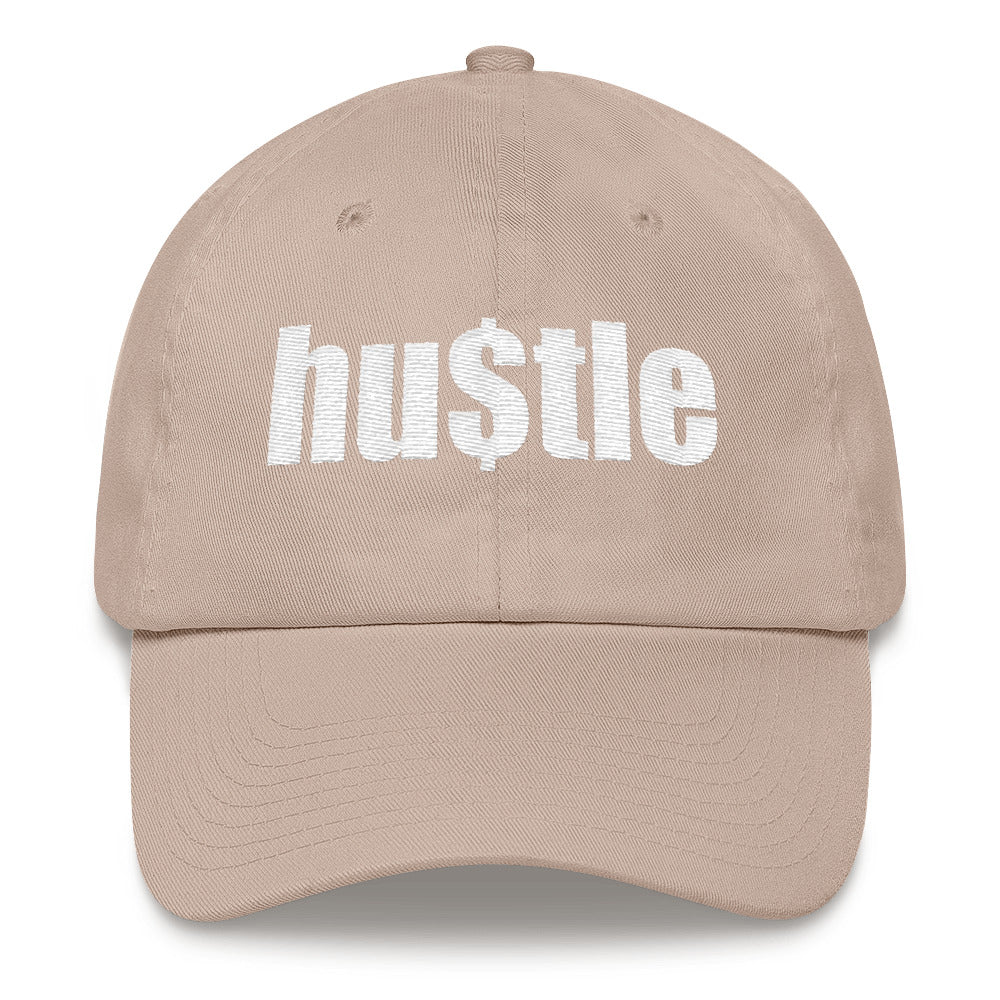 """HU$TLE"" Dad hat"