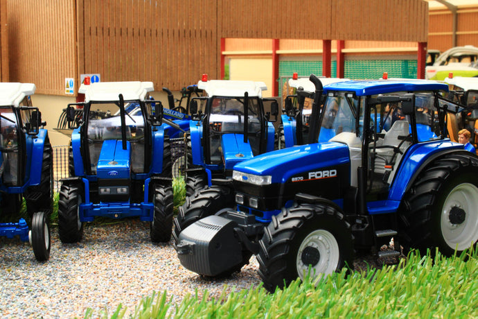 Imber's Ford Powerstar Series 40 Tractors Re-Visited! £5 off and a new Competition!