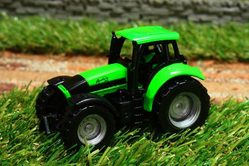 0859 Siku 187 Scale Deutz Tractor Tractors And Machinery (1:87 Scale)