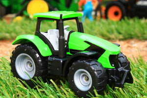 1081 Siku 187 Scale Deutx Fahr Agrotron Tv 7250 Tractor Tractors And Machinery (1:87 Scale)