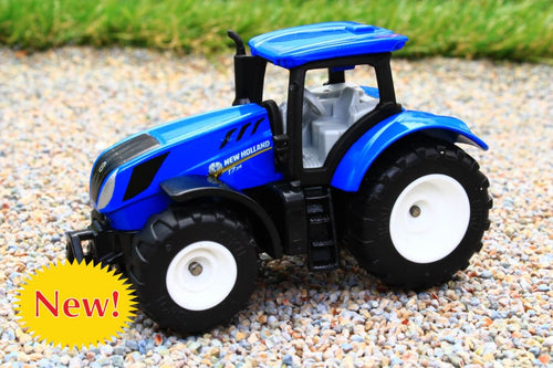 1091 SIKU 187 SCALE NEW HOLLAND T7-315 TRACTOR