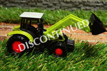 Load image into Gallery viewer, 1335 SIKU 187 SCALE CLAAS TRACTOR WITH LOADER