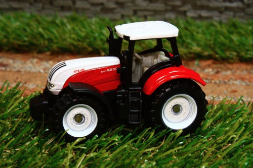 1382 Siku 187 Scale Steyr Tractor Tractors And Machinery (1:87 Scale)