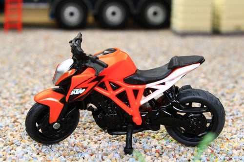 1384 Siku 1:32 Scale Ktm 1290 Super Duke R Motorbike Tractors And Machinery (1:32 Scale)