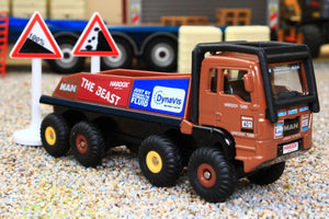 1686 SIKU 1-87 SCALE MAN 8X8 TRIALS TRUCK
