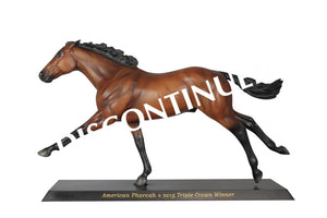 BR1757 Breyer Traditional 1:9 scale - American Pharoah - 2015 Triple Crown Winner
