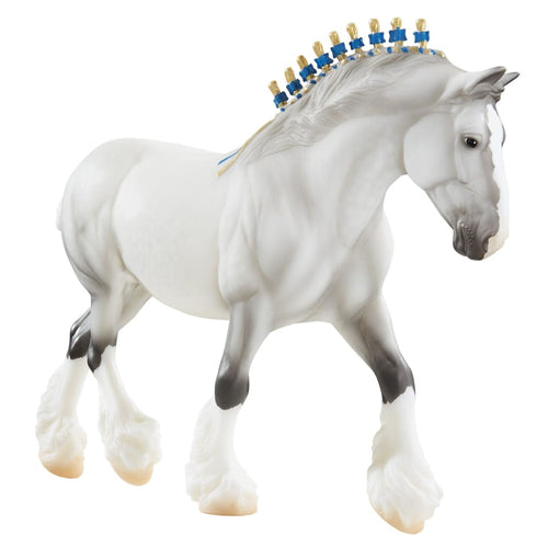 BR1793 Breyer Traditional Best of British Shire Horse (1:9 Scale)