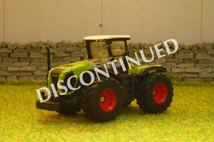 1802 SIKU 187 SCALE CLAAS XERION 5000 TRACTOR