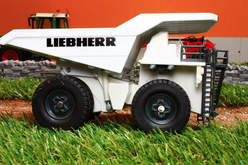 1807 Siku 187 Scale Liebherr T264 Mining Truck Tractors And Machinery (1:87 Scale)