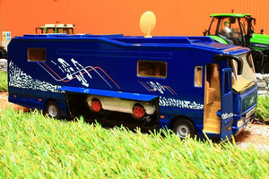 1943 Siku 150 Scale Volkner Motor Home With Sports Car Tractors And Machinery (1:50 Scale)