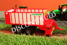 Load image into Gallery viewer, 1971 Siku 150 Scale Pottinger Jumbo Trailed Forage Wagon Tractors And Machinery (1:50 Scale)