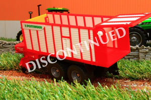 1971 Siku 150 Scale Pottinger Jumbo Trailed Forage Wagon Tractors And Machinery (1:50 Scale)