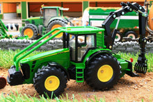 Load image into Gallery viewer, 1974 SIKU 150 SCALE JOHN DEERE FORESTRY TRACTOR