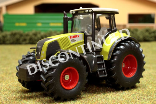 1980 SIKU 150 SCALE CLAAS AXION 850 TRACTOR