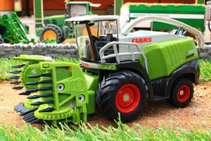 1993 SIKU 150 SCALE CLAAS FORAGE HARVESTER