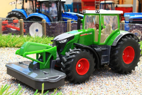 2000 SIKU 150 SCALE FENDT 942 VARIO TRACTOR WITH FRONT MOUNTED MOWER