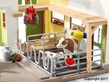 Load image into Gallery viewer, Sl42333 Schleich Large Farm With Animals And Accessories (1:24 Scale) ** 10% Off Figures (All