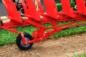 2064 SIKU VOGEL & NOOT SEMI-MOUNTED ROTARY PLOUGH
