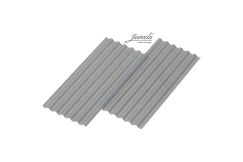 JL23259 Juweela Corrugated Iron Sheeting Grey 30 pcs