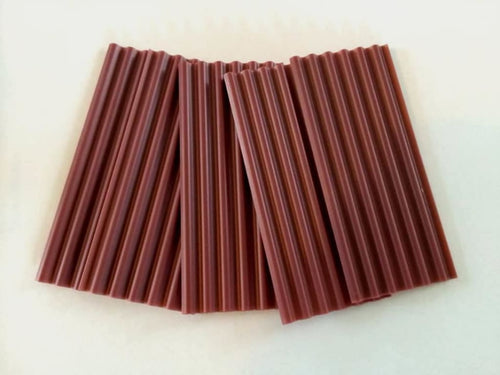HLT-23268 Corrugated Sheet - Brick Red (Pack of 30)