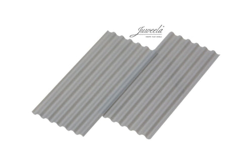 JL23290 Juweela Corrugated Sheets Grey 50 Pcs