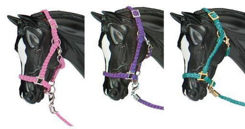 BR2474 Breyer Traditional 1:9 scale - Nylon Halters
