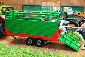2875 SIKU TWIN AXLE CATTLE TRAILER