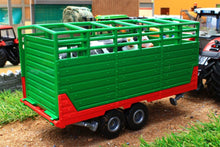 Load image into Gallery viewer, 2875 SIKU TWIN AXLE CATTLE TRAILER
