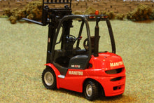 Load image into Gallery viewer, Uh2949 Universal Hobbies Manitou Mi 25D Fork Lift Truck Tractors And Machinery (1:32 Scale)