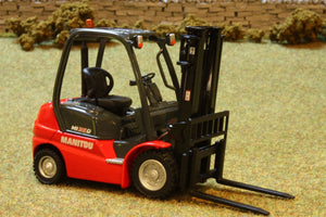 Uh2949 Universal Hobbies Manitou Mi 25D Fork Lift Truck Tractors And Machinery (1:32 Scale)