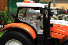 Load image into Gallery viewer, 3286 SIKU STEYR 6240 CVT TRACTOR MUNICIPAL VERSION