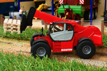 Load image into Gallery viewer, 3507 Siku 150 Scale Manitou Mht10230 Telehandler Tractors And Machinery (1:50 Scale)