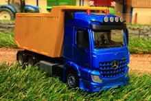 Load image into Gallery viewer, 3549 Siku 150 Scale Mercedes-Benz Arocs Tipper Lorry Tractors And Machinery (1:50 Scale)