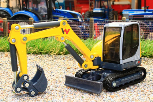 3559 SIKU 150 SCALE WACKER NEUSON ET65 MINI DIGGER ON TRACKS