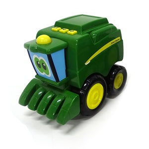 37910 BRITAINS JOHN DEERE COREY COMBINE - WITH LIGHTS + SOUND