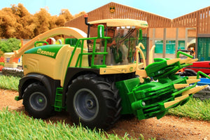 4066 SIKU KRONE BIG X 580 FORAGE HARVESTER WITH MAIZE HEADER