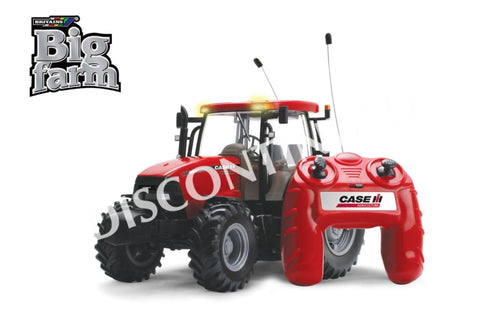 42600 Britains Big Farm Radio Control Case IH 140 Tractor (1:16 Scale)