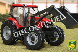 42688 Britains Case IH Maxxum 110 with front loader