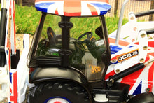 Load image into Gallery viewer, 42811 Britains JCB 3CX Limited Edition in Union Jack Livery