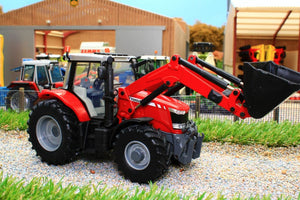 43082A1 BRITAINS MASSEY FERGUSON 6616 WITH FRONT LOADER