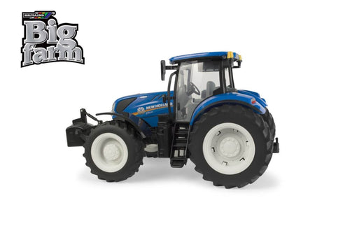 43156A1 Britains Big Farm New Holland T7.270 Tractor (1:16 Scale)