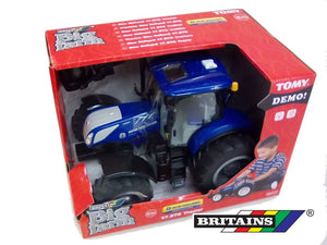 43156A1 Britains Big Farm New Holland T7.270 Blue Power Tractor (1:16 Scale) ** 10% Off! Tractors