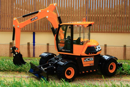 43178 Britains Jcb Hydradig C110M Tractors And Machinery (1:32 Scale)