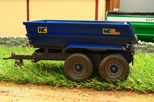 43182 Weathered Britains NC Dump Trailer