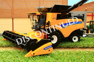 43192 BRITAINS NEW HOLLAND CR8.9 COMBINE HARVESTER